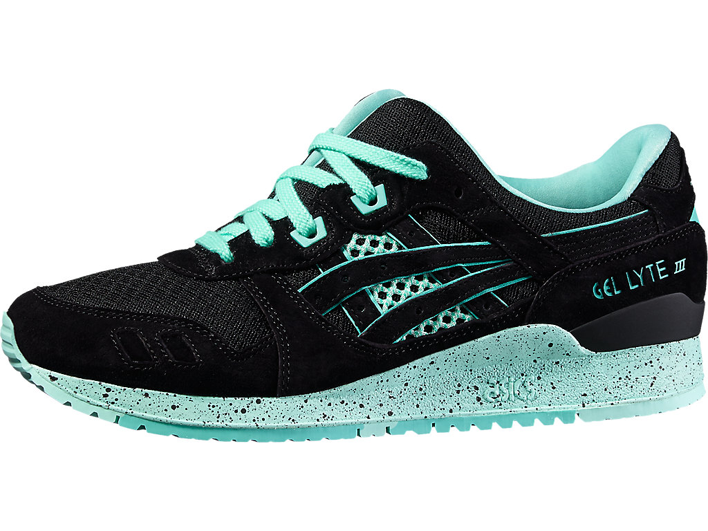 0b85a4b628 GEL-LYTE III | Unisex | BLACK/BLACK | Men's Sneakers | ASICS Tiger