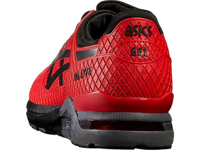 GEL-Lyte EVO Red/Black 13 BK