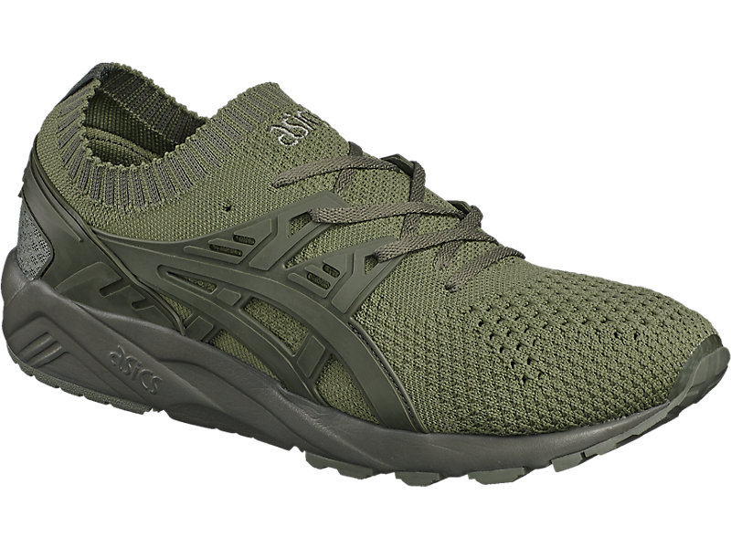 GEL-KAYANO TRAINER KNIT AGAVE GREEN/AGAVE GREEN 13 FL