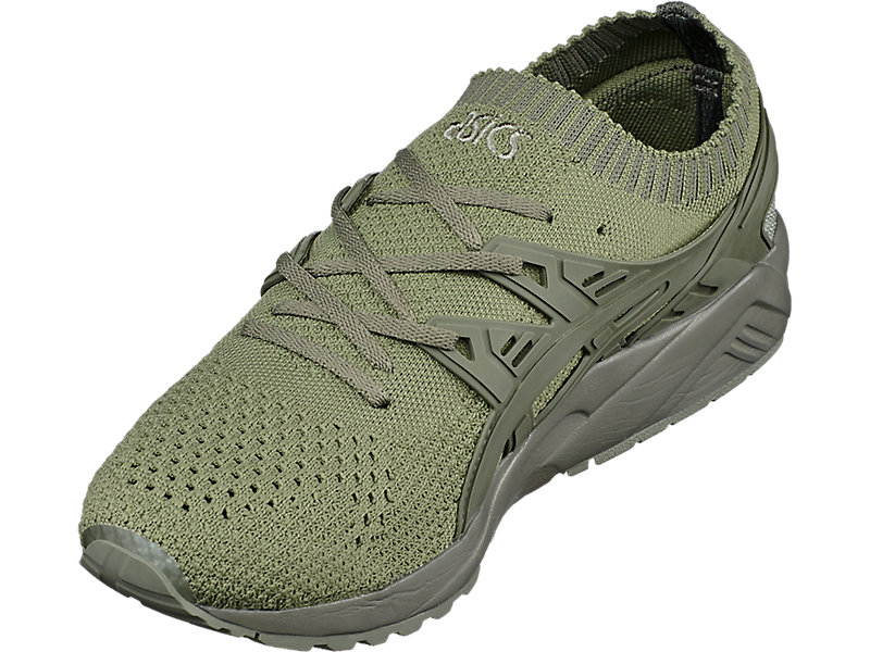 GEL-KAYANO TRAINER KNIT AGAVE GREEN/AGAVE GREEN 5 FR