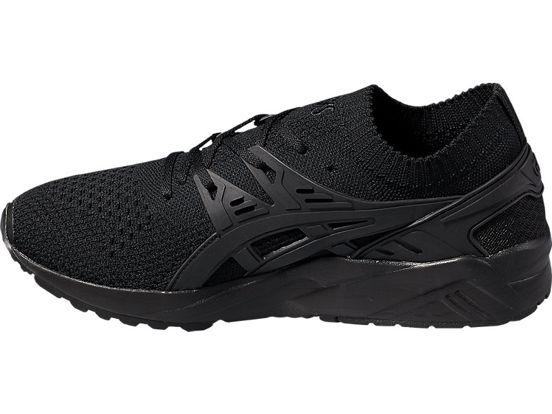 GEL-KAYANO TRAINER KNIT BLACK/BLACK 5