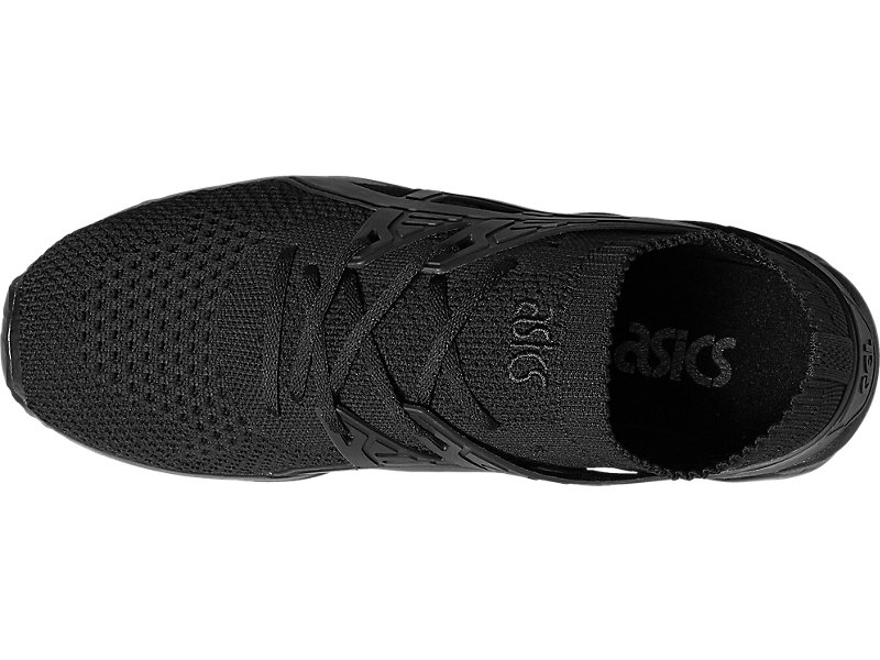 GEL-KAYANO TRAINER KNIT BLACK/BLACK 13 TP