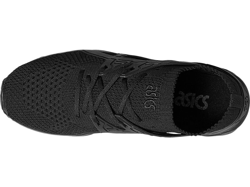 GEL-KAYANO TRAINER KNIT BLACK/BLACK 13