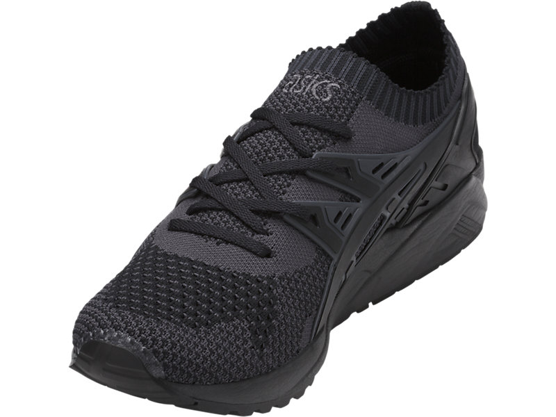 GEL-Kayano Trainer Knit Dark Grey/Black 13 FL