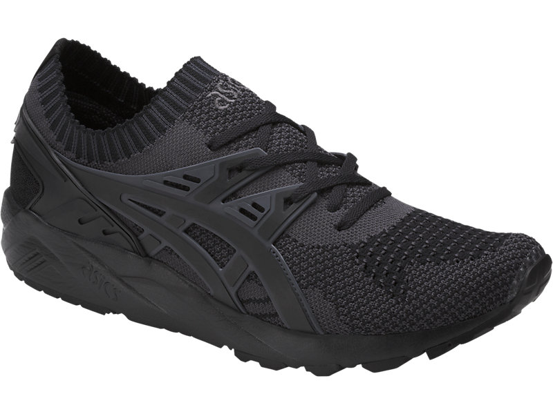GEL-Kayano Trainer Knit Dark Grey/Black 5 FR
