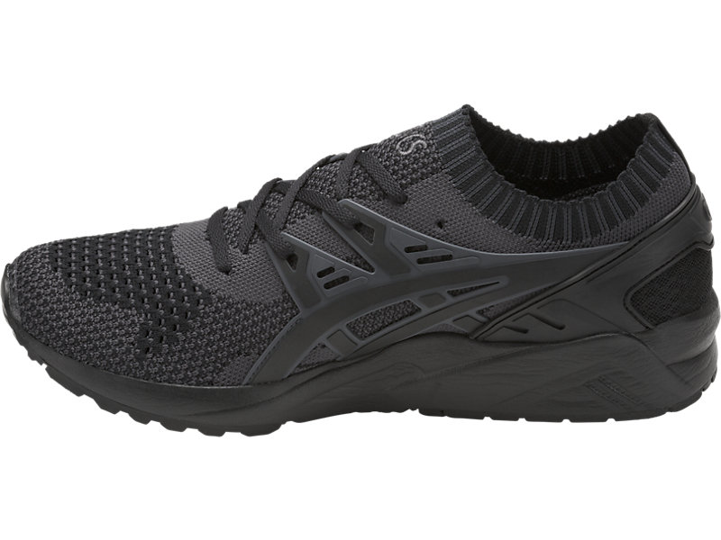 GEL-Kayano Trainer Knit Dark Grey/Black 9 FR