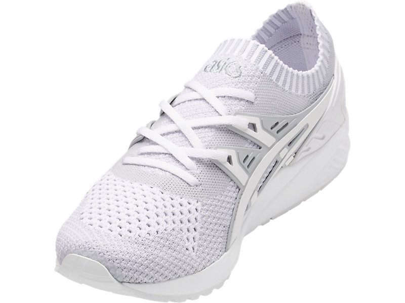 GEL-KAYANO TRAINER KNIT GLACIER GREY/WHITE 13 FL