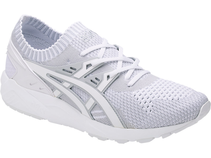 GEL-KAYANO TRAINER KNIT GLACIER GREY/WHITE 5 FR