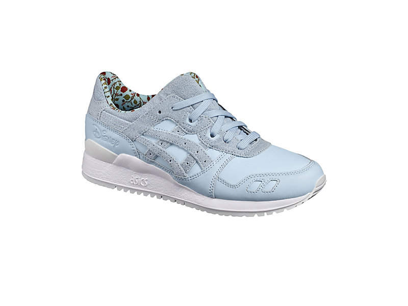 DISNEY GEL-LYTE III CORYDALIS BLUE/CORYDALIS BLUE 5 FR