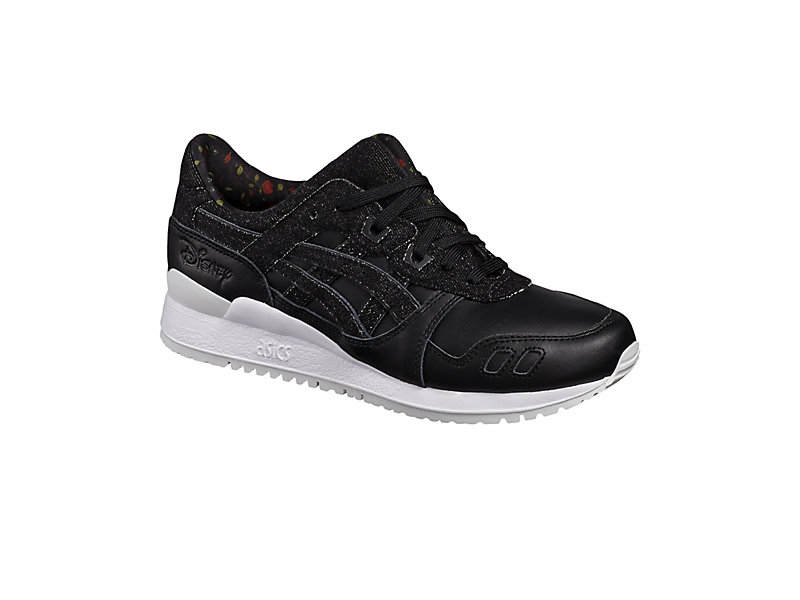 DISNEY GEL-LYTE III BLACK/BLACK 5 FR