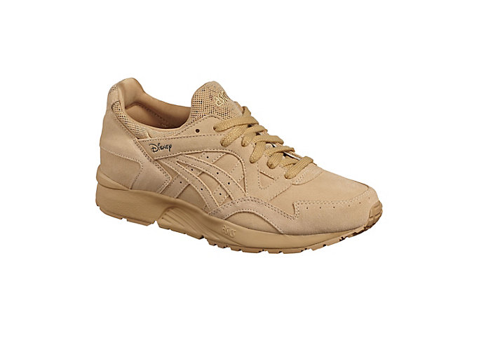 Front Right view of DISNEY GEL-LYTE V, BLEACHED APRICOT/BLEACHED APRICOT