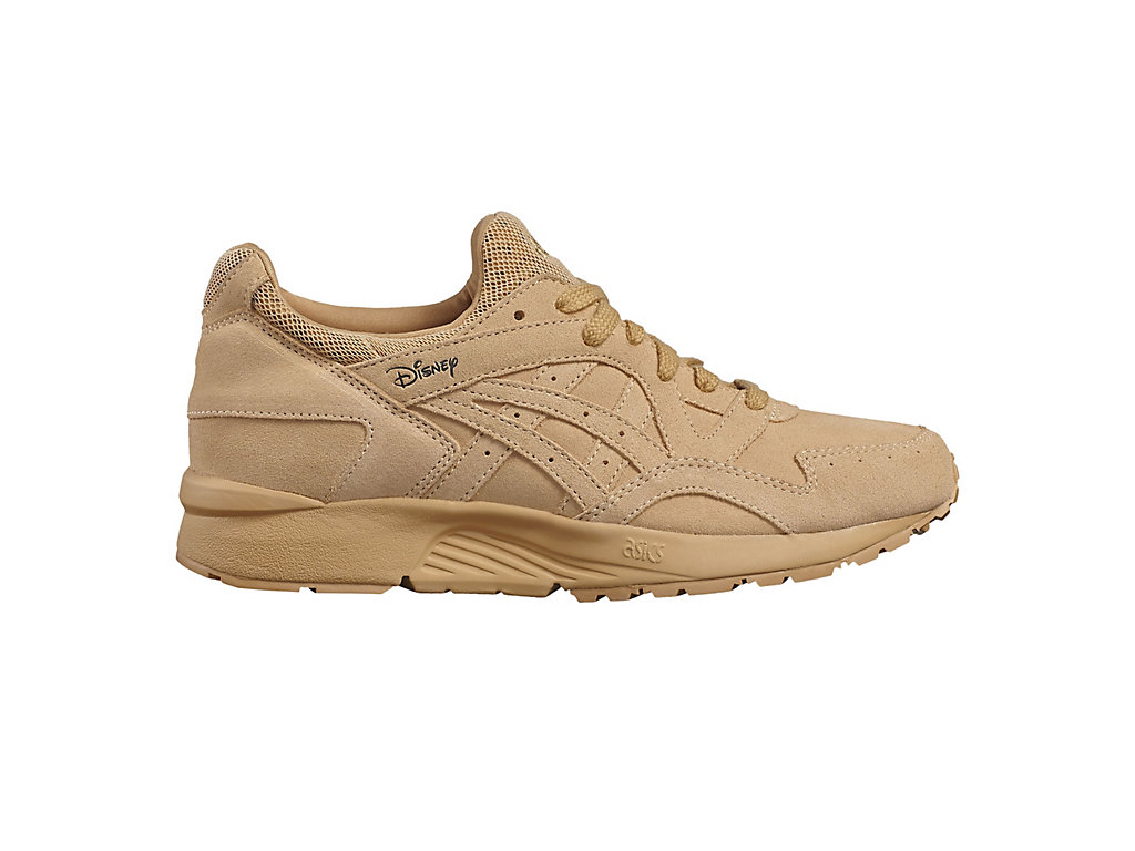 finest selection 7a148 bb80b DISNEY GEL-LYTE V | Women | Bleached Apricot/Bleached ...