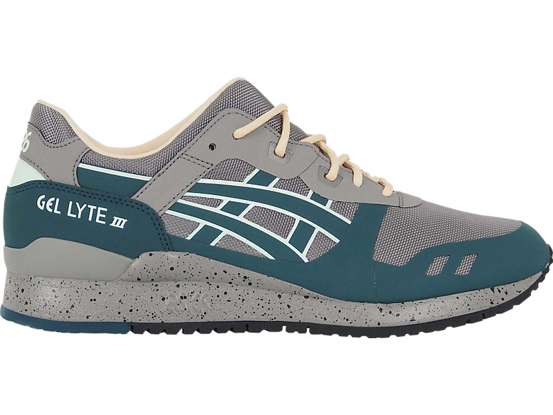 GEL-LYTE III NS ALUMINUM/DEEP TEAL 1 RT