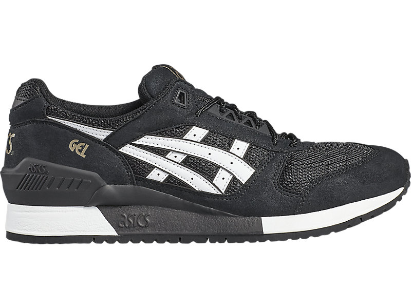 GEL-RESPECTOR BLACK/WHITE 1 RT