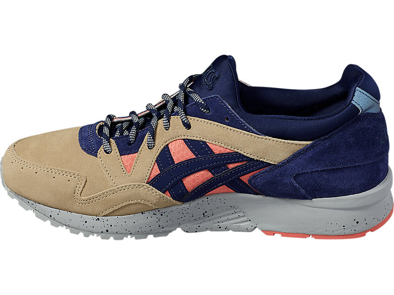 GEL-LYTE V PEACH/INDIGO BLUE 5 FR