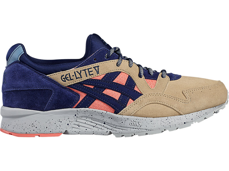 GEL-LYTE V PEACH/INDIGO BLUE 1 RT