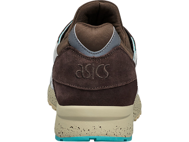 GEL-LYTE V VIRIDIAN GREEN/COFFEE 17