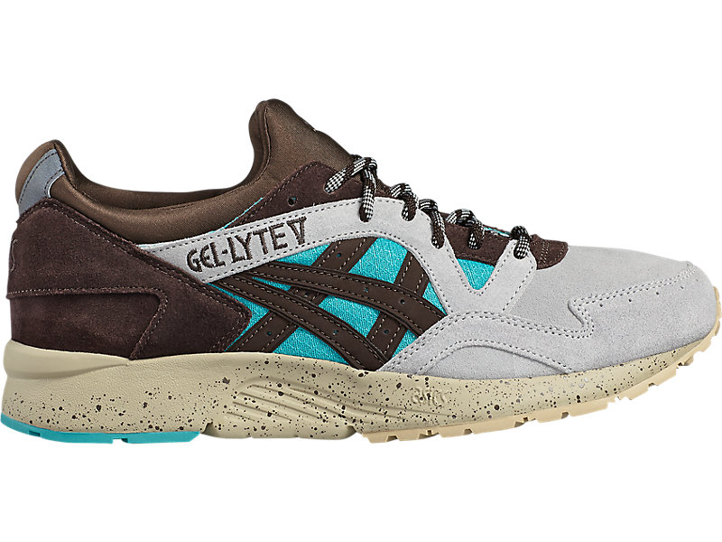 GEL-LYTE V VIRIDIAN GREEN/COFFEE 1 RT