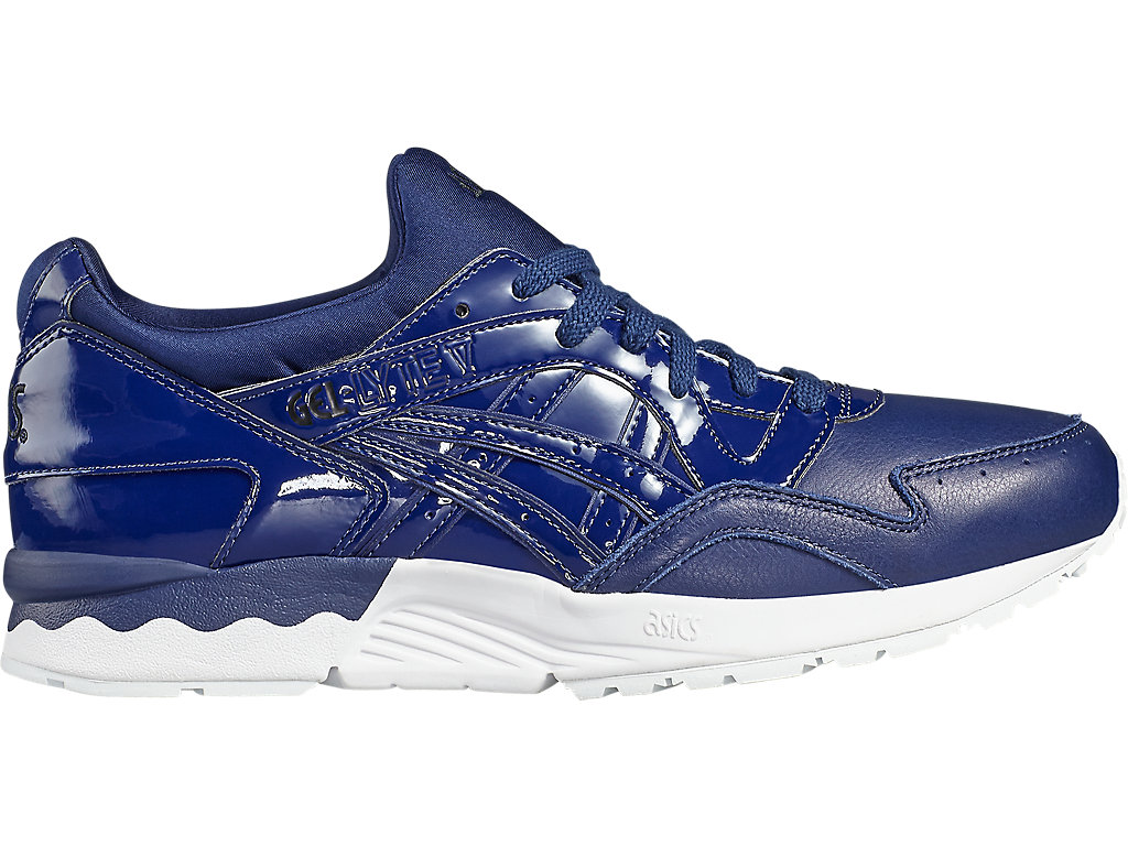 Gel-lyte Runner Sneakers Blue Gr. Gel-lyte Chaussures De Sport De Canaux Bleu Gr. 41.5 Eu Sneakers 41,5 Baskets Eu