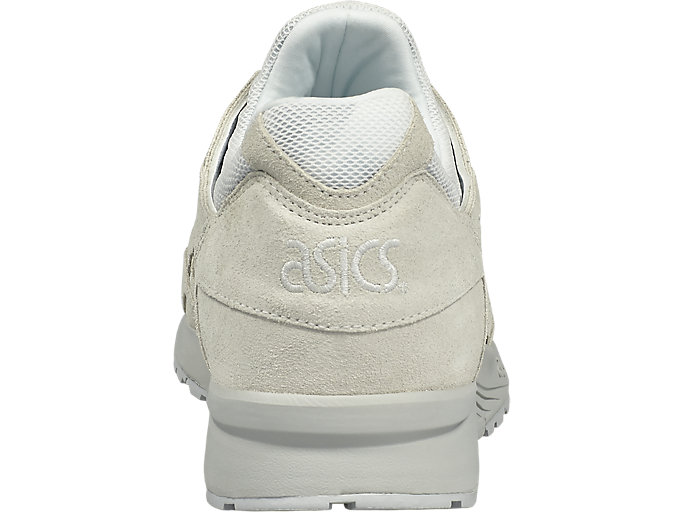 Back view of GEL-LYTE V, WHITE/WHITE