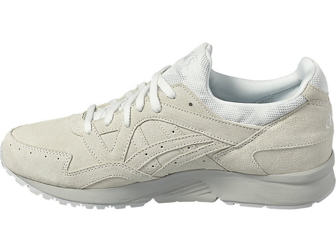 Left side view of GEL-LYTE V, WHITE/WHITE