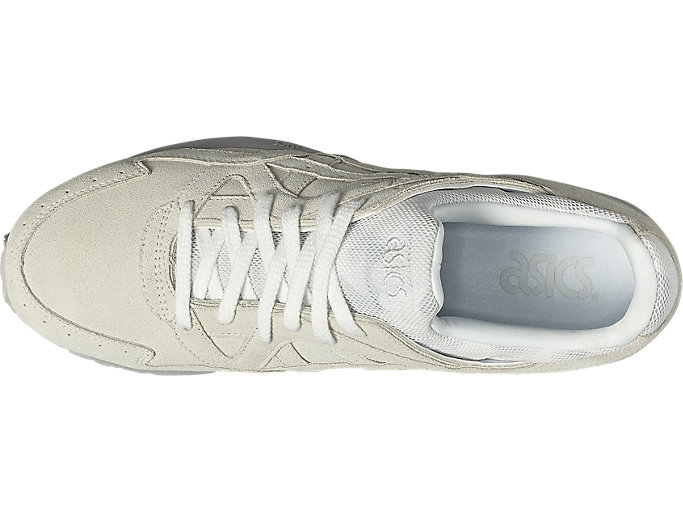 Top view of GEL-LYTE V, WHITE/WHITE