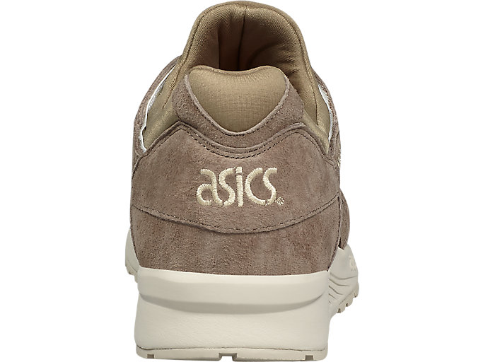 Back view of GEL-LYTE V, TAUPE GREY /TAUPE GREY