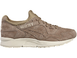 Right side view of GEL-LYTE V, TAUPE GREY /TAUPE GREY