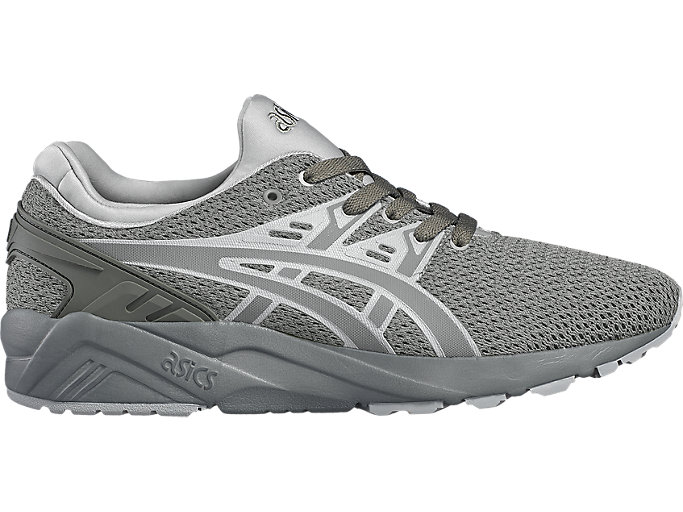 Right side view of GEL-KAYANO TRAINER EVO, AGAVE GREEN/AGAVE GREEN