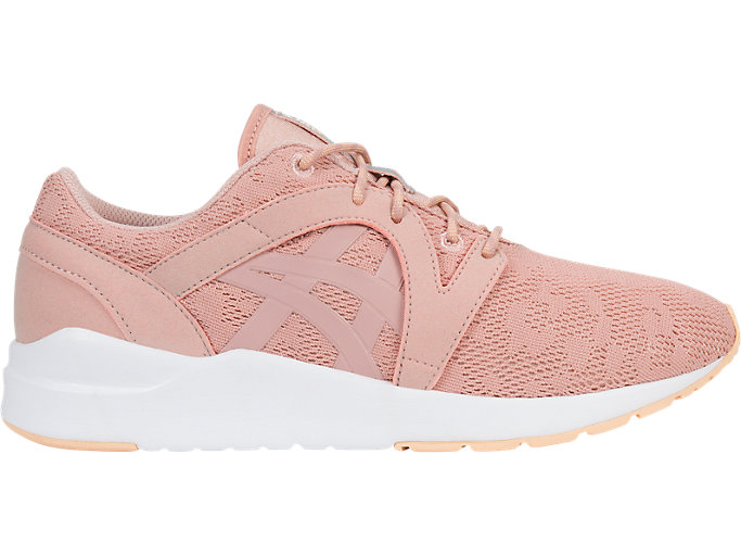 Right side view of GEL-LYTE KOMACHI, Peach Beige/Peach Beige