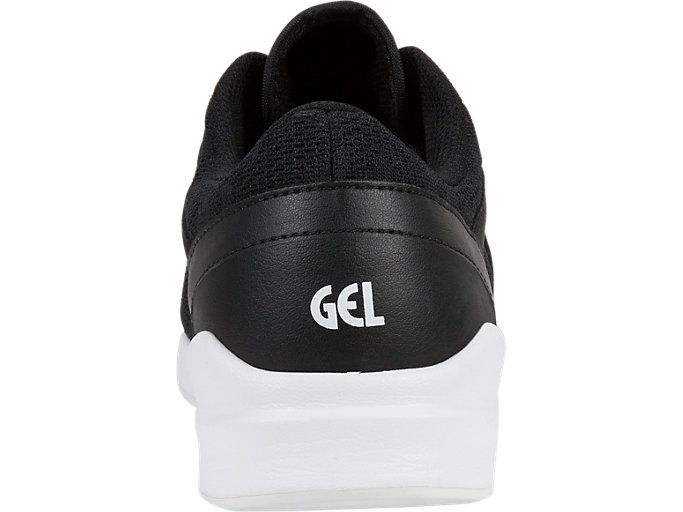 Back view of GEL-LYTE KOMACHI, Black/Black