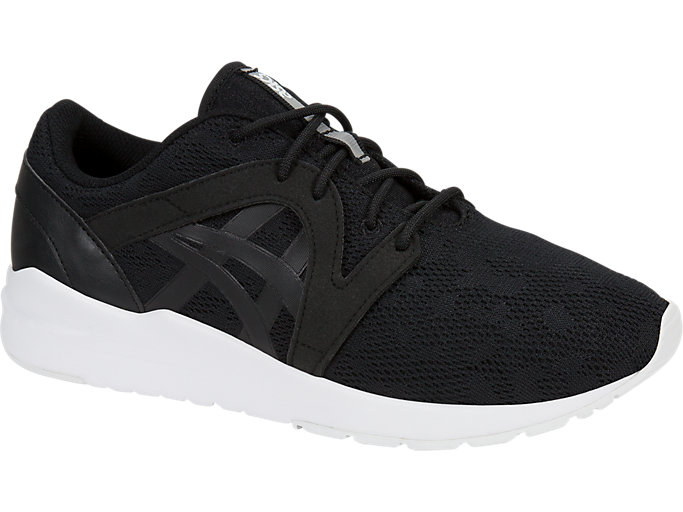 Front Right view of GEL-LYTE KOMACHI, Black/Black