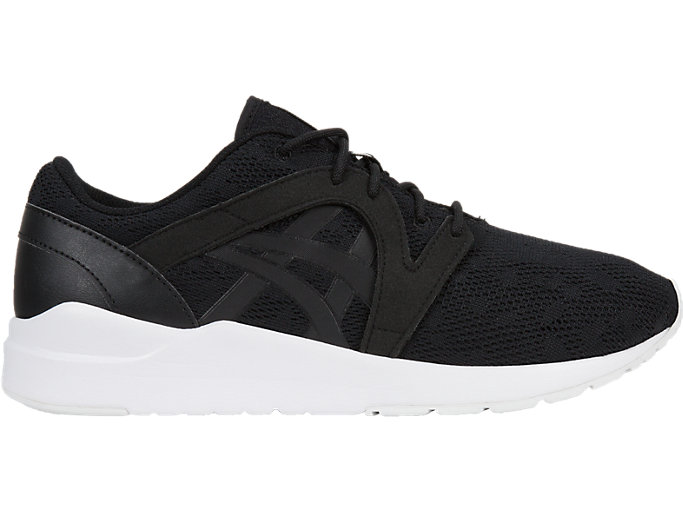 Right side view of GEL-LYTE KOMACHI, Black/Black