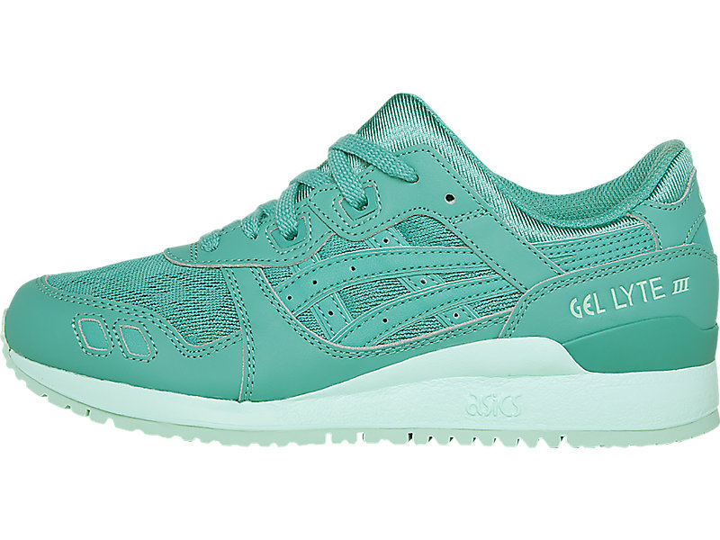 GEL-Lyte III Bay/Agate Green 1 RT