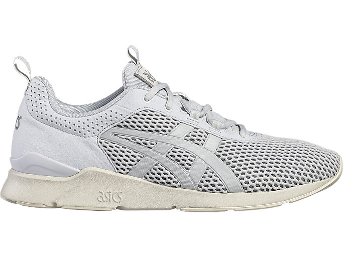 Right side view of GEL-LYTE RUNNER, GLACIER GREY/GLACIER GREY