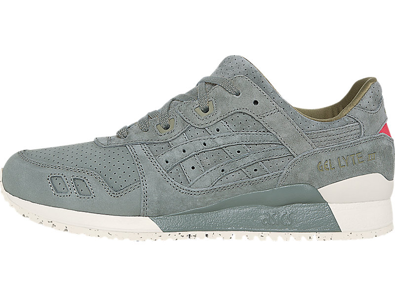 Men's Green Gel lyte 3