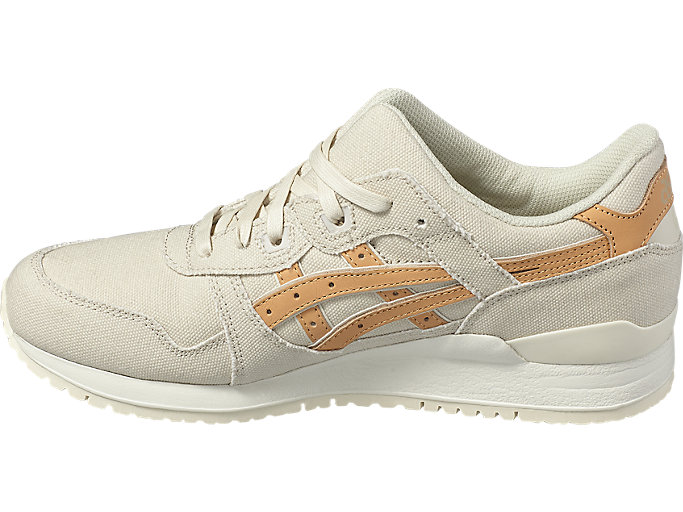 Left side view of GEL-LYTE III, BIRCH/TAN