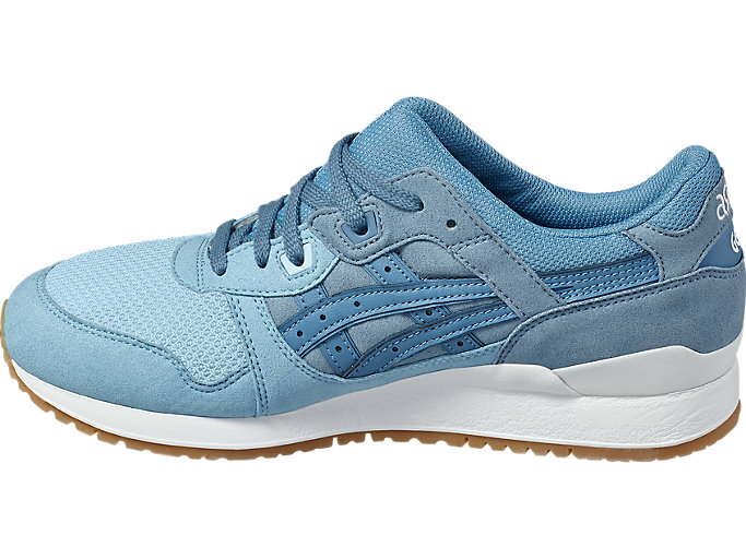 Left side view of GEL-LYTE III, BLUE HEAVEN/CORYDALIS BLUE
