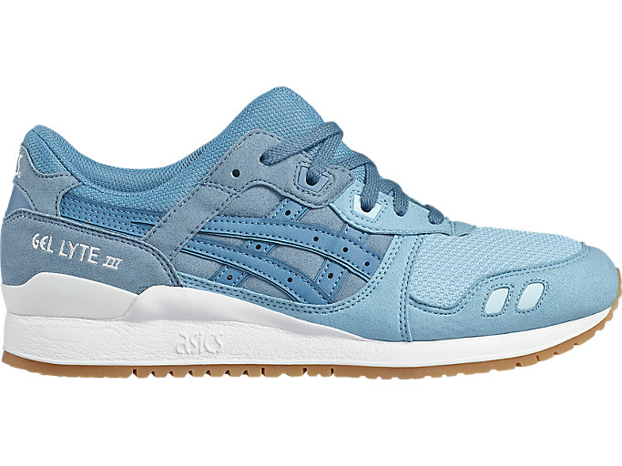 Right side view of GEL-LYTE III, BLUE HEAVEN/CORYDALIS BLUE