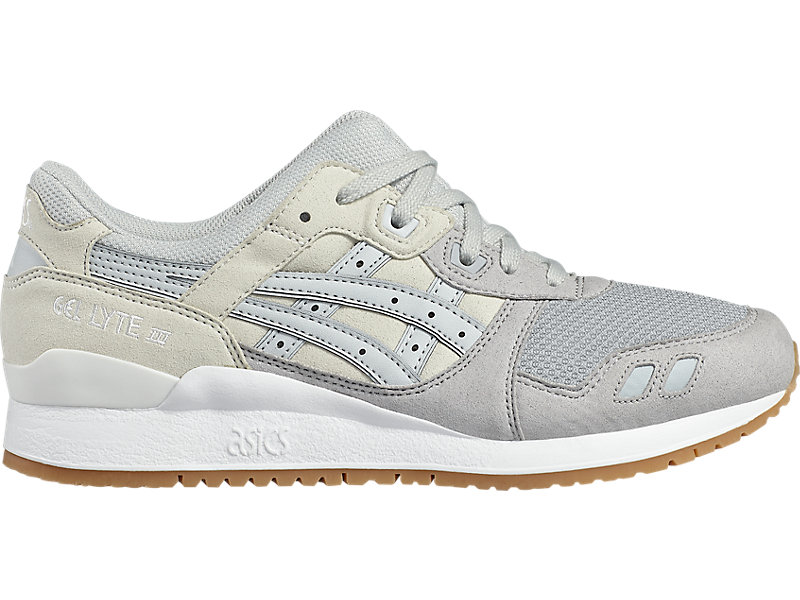GEL-LYTE III MID GREY/ALUMINUM 1 RT