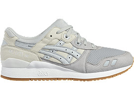 Right side view of GEL-LYTE III, MIDGREY/GLACIER GREY
