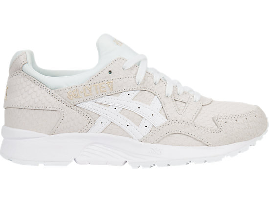 GEL-LYTE V, White/White