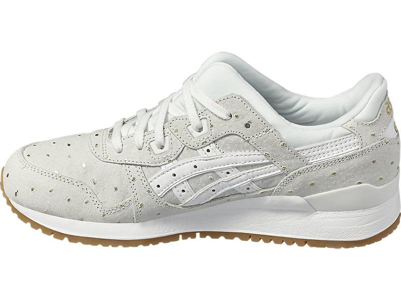 GEL-Lyte III White/White 5 FR