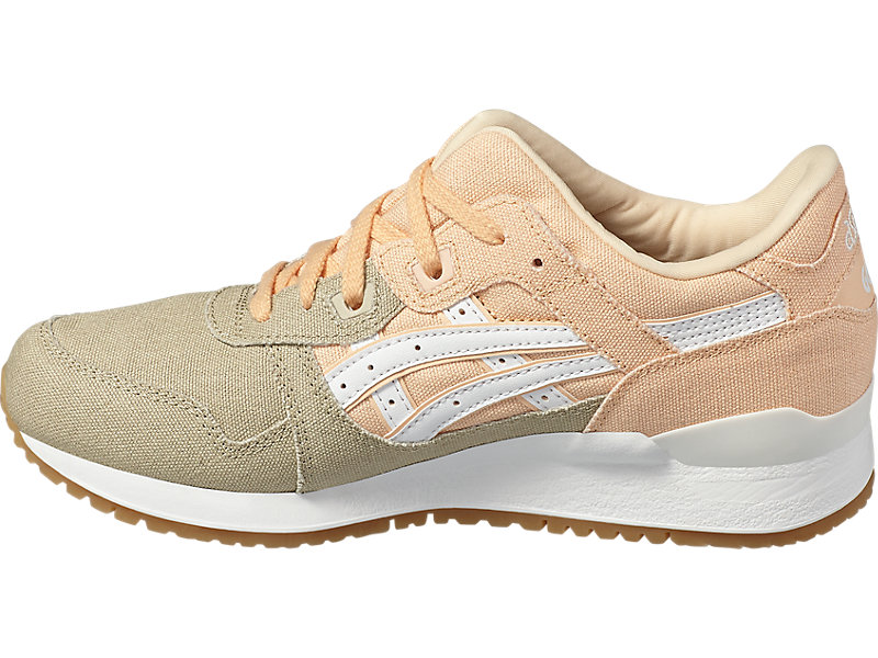 GEL-LYTE III BLEACHED APRICOT/WHITE 5 FR