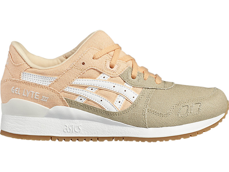 GEL-LYTE III BLEACHED APRICOT/WHITE 1 RT
