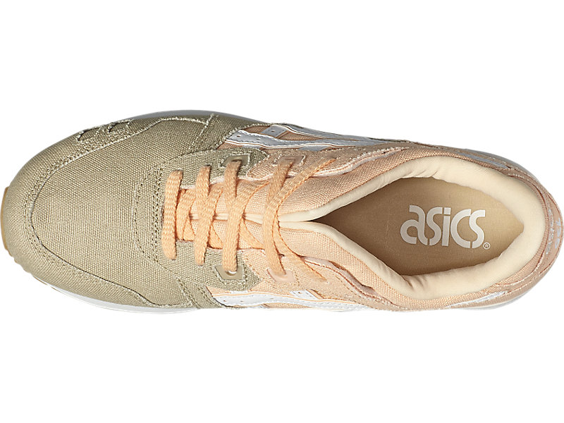 GEL-LYTE III BLEACHED APRICOT/WHITE 13 TP