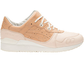 Right side view of GEL-LYTE III, TAN/TAN