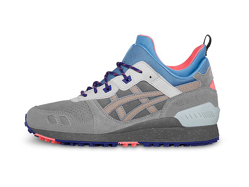 GEL-LYTE MT CARBON/TAUPE GREY 1 RT