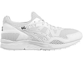 Right side view of GEL-LYTE V, WHITE/WHITE
