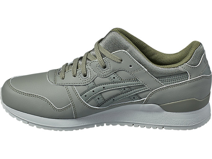 Left side view of GEL-LYTE III, AGAVE GREEN/AGAVE GREEN